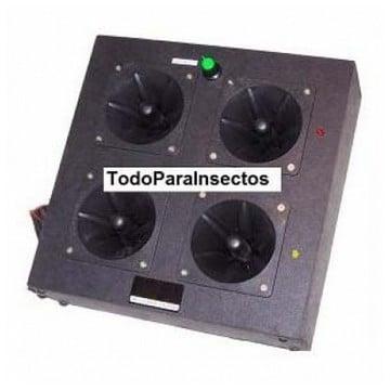 Repelente de Plagas Ultrasonido Desratizador electronico ahuyenta ratas y murcielagos erradicador de roedores espanta ratas